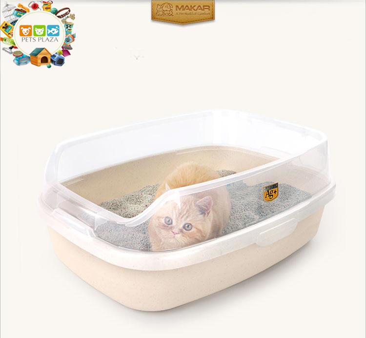 Khay vệ sinh cho mèo Makar nhà bạn thì luôn sạch sẽ và hợp vệ sinh
