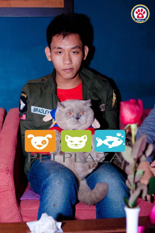 Linh Rin có cậu bạn Eck Lee sở hữu có lúc tới 30 em thú cưng trong nhà phụ kiện chó mèo Pet Plaza