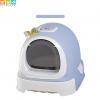 Nhà vệ sinh mèo có nơ Makar - phụ kiện thú cưng PetPlaza