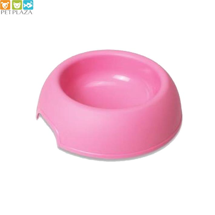 Bát ăn Makar donut bát tròn dễ rửa sạch - Phụ kiện thú cưng Pet Plaza