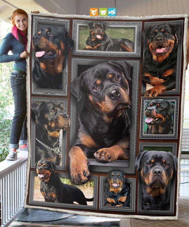 Đặt tên cho chó Rottweiler
