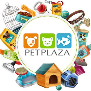 Logo Phụ kiện thú cưng Pet Plaza