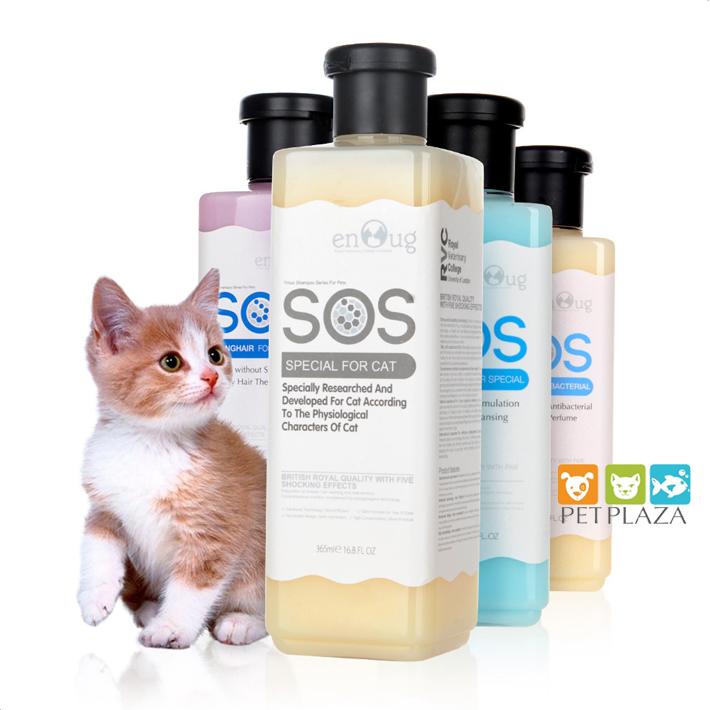 Sữa tắm sos cho mèo - thú cưng