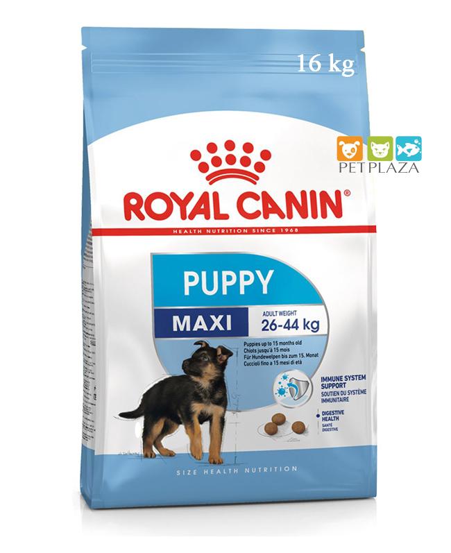 Thức ăn khô Royal canin cho chó Size vừa từ 3 đến 12 tháng tuổi