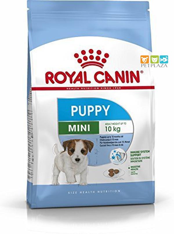 Thức ăn khô Royal canin cho chó Size vừa từ 2 đến 3 tháng tuổi - phụ kiện thú cưng chó mèo Pet Plaza